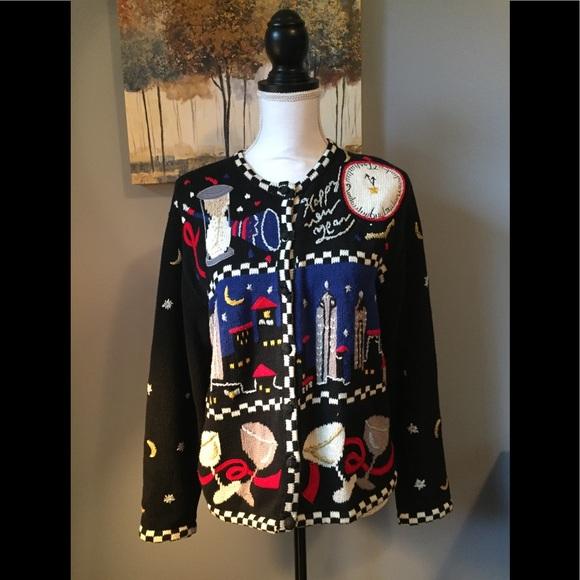 Segue Sweaters Sale New Years Eve Cardigan Poshmark